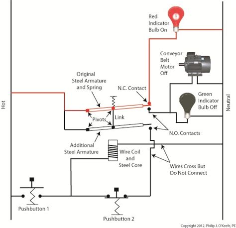 industrial relay wiring diagram headlight relay wiring