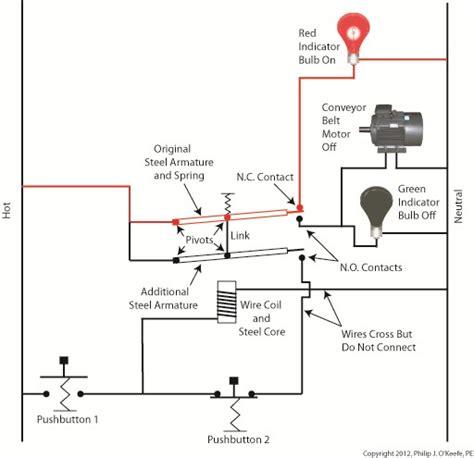 industrial relay wiring diagram wiring diagrams wiring
