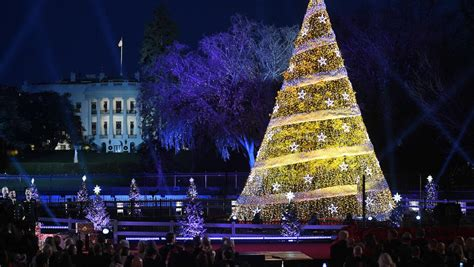 Hallmark Channel National Christmas Tree Lighting 2017