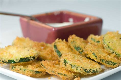 fried panko crusted zucchini life s ambrosia