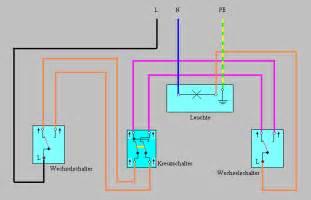 schaltplan wechselschalter mit 2 len elektriker unter euch gesucht zwecks techn frage