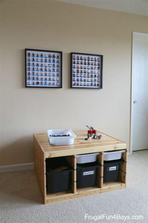 figure storage ideas ikea frame lego minifigure display and storage
