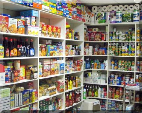 Pantry Of Food by Easy And Tips On How To Unclutter Your Home
