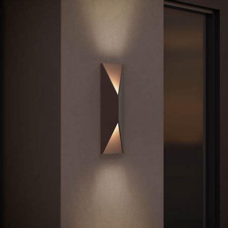 lada led indoor prisma indoor outdoor led sconce vil 225 g 237 t 225 s