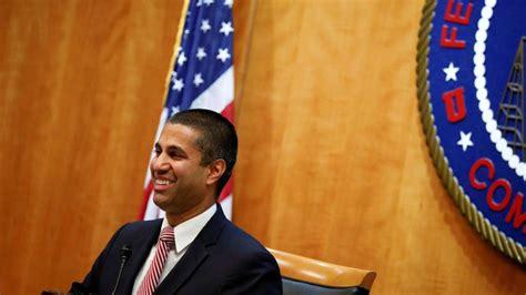 ajit pai live stream us federal communications commission repeals obama era net