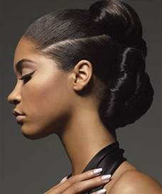 updo transitional hairstyles for the american 2015 50 superb black wedding hairstyles