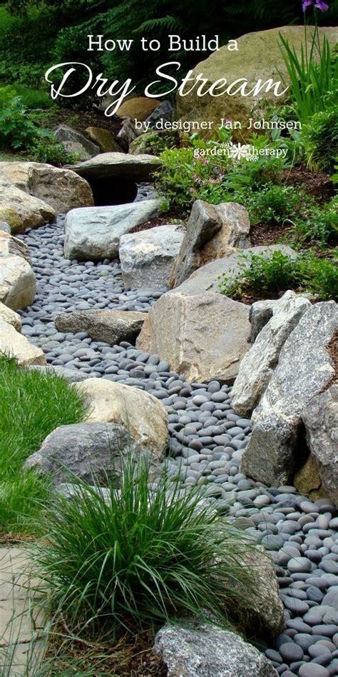 how to build a backyard stream 17 best ideas about backyard landscape design on pinterest