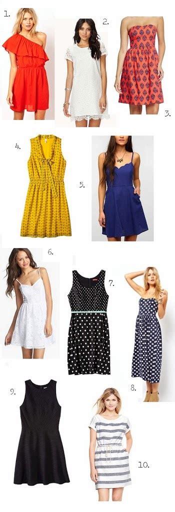 Friendly Summer Dresses - budget friendly summer dresses pretty