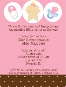 baby shower sayings for invitations baby shower invitations