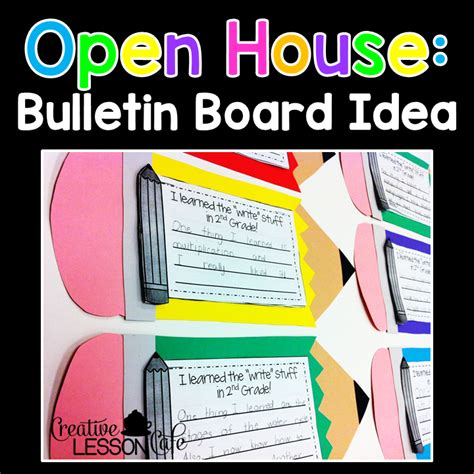 open house themes elementary schools creative lesson cafe open house ideas for teachers