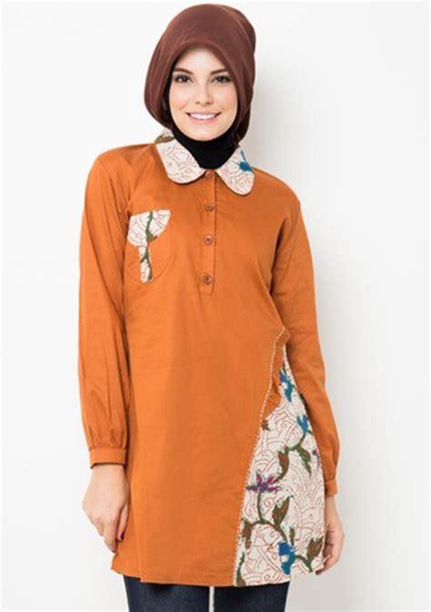 informasi model baju batik terbaru muslim pria dan wanita 2017 2018 car release date