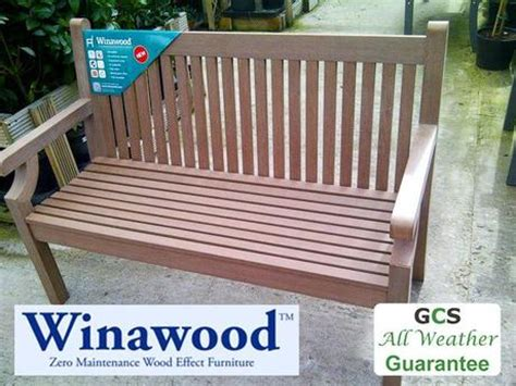 all weather outdoor benches winawood all weather benches 100 maintenace free