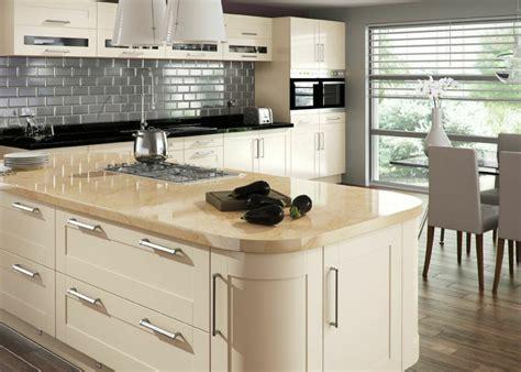 Walnut High Gloss Kitchen by High Gloss Kitchens Mastercraft Kitchens