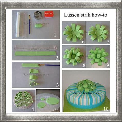 tutorial quilling in pdz c 243 mo hacer un lazo de fondant para decorar nuestras tartas