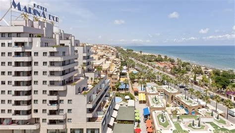 hotel marina dor playa  hoteles  estrellas hoteles