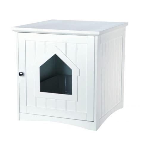 meuble de toilette maison de toilette niche pour chat