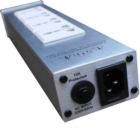 Weiduka Ac 22 1500w 10a Advanced Audio Power Filter Diskon 2 weiduka ac8 8 3000w 15a advanced audio power purifier