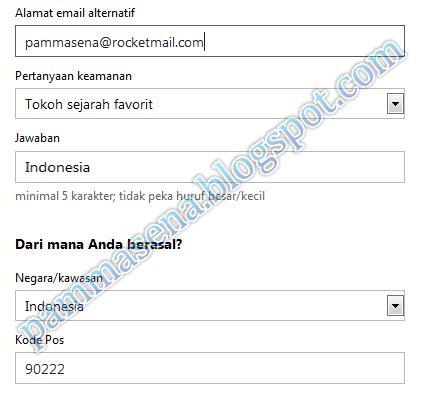 membuat email windows phone cara membuat email hotmail baru di windows live pammasena