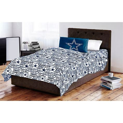 Cowboys Bed Set Dallas Cowboys Bedding Sheet Set Gifts Popular Other Cowboys Catalog