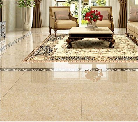 floor and decor ceramic tile luxury ceramic floor tiles for living room decor with large carpet and high class
