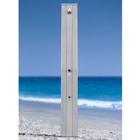 prezzi doccia solare doccia solare dada s 40 litri con miscelatore e lavapiedi