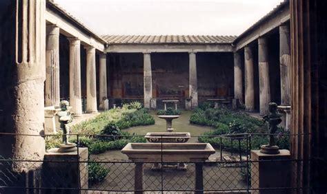 pompei casa dei vettii scavi di pompei il premier gentiloni riapre venerd 236 la