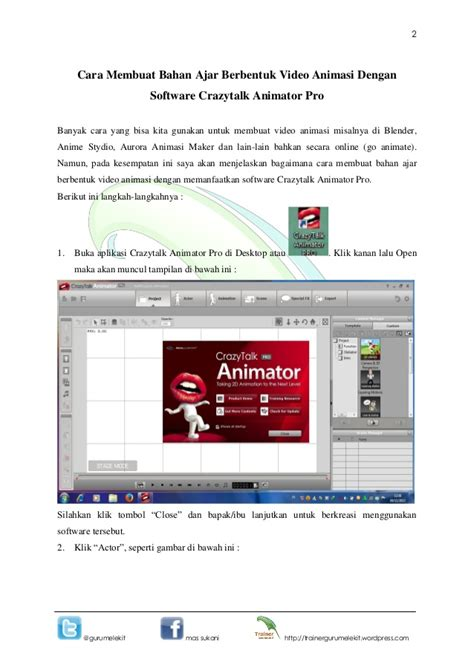 membuat video animasi dengan movie maker 4 modul membuat bahan ajar video animasi dengan wajah sendiri