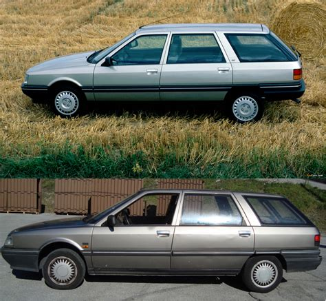 1984 renault sport wagon information and photos momentcar