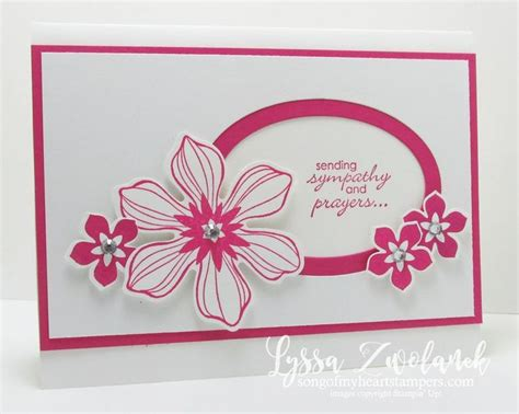 make sympathy card 103 best images about stin up sympathy cards on