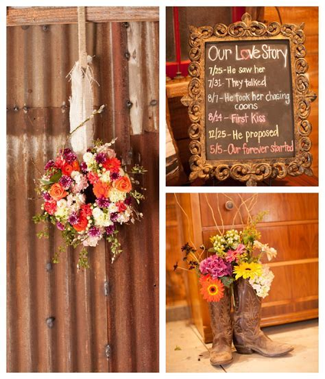 Vintage Inspired Barn Wedding: Maddi   Jesse Part I