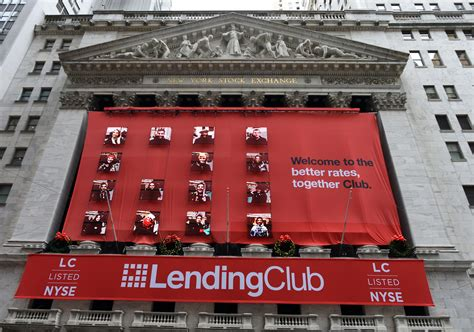 what happened to bank what happened to lendingclub bank industry s big