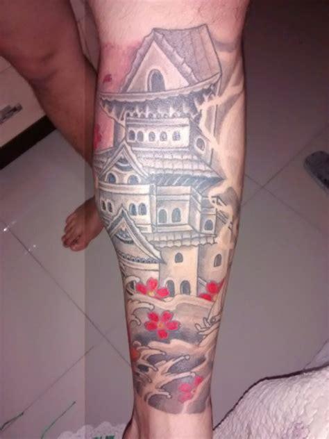 tattoo templo oriental significado tipos de tatuagem chinesa para fazer beleza cultura mix