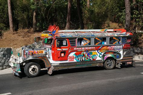 philippines jeepney how the jeepney became a national symbol