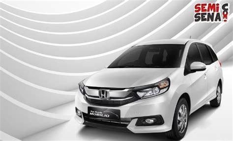 Tv Mobil Honda Mobilio harga honda mobilio review spesifikasi gambar april 2018 semisena
