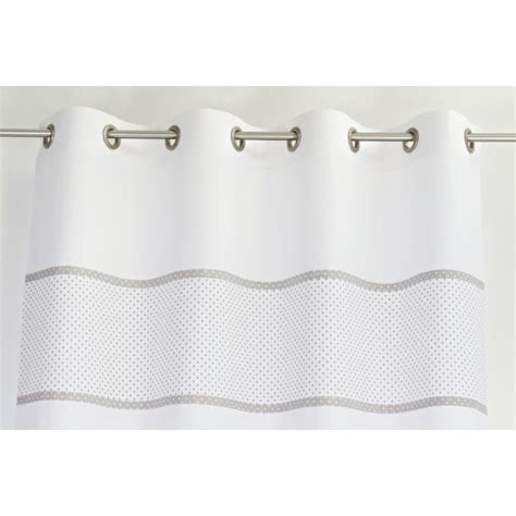 gray and white polka dot curtains gray white nursery curtains