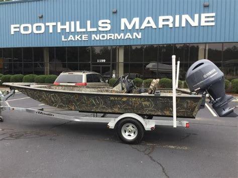 used war eagle boats for sale in sc 2017 war eagle 961 blackhawk sc mooresville north