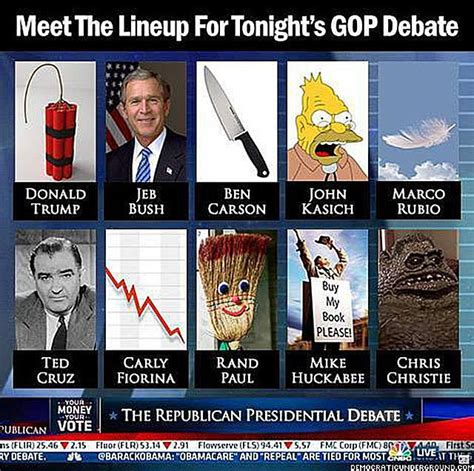 2016 us election memes funny memes skewering the 2016 gop candidates