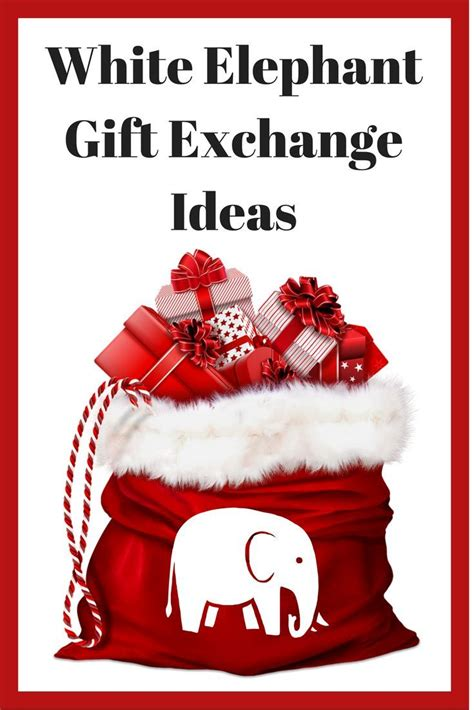 best gift exchange ideas 25 unique white elephant gift ideas on pinterest funny
