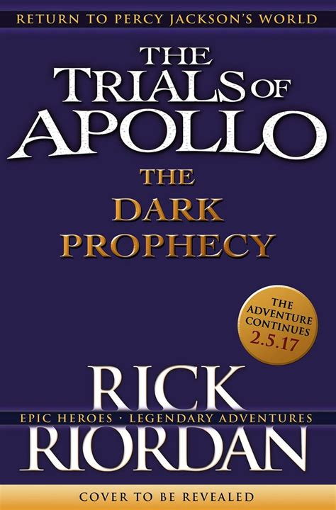 The Trials Of Apollo 2 The Prophecy Rick Riordan 1000 images about percy jackson on leo and calypso annabeth and the olympians
