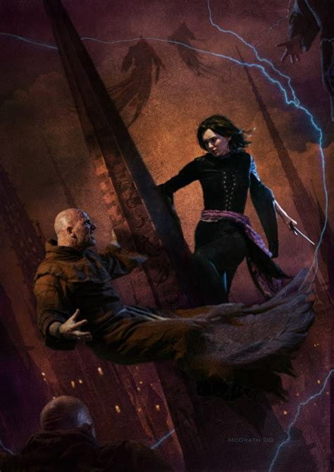 the well of ascension illustrations for the mistborn series iliff illustration