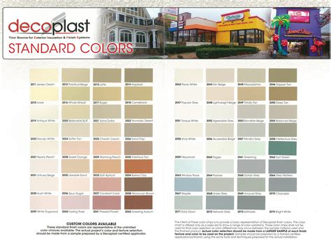 stucco color chart color chart advance stucco supply