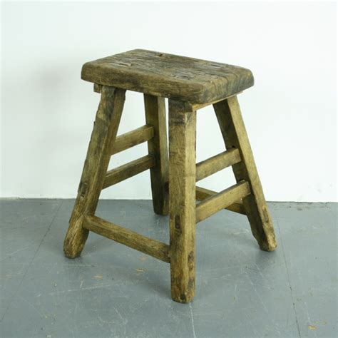 Rustic Stools Rustic Wooden Stool W78 Lovely And Company