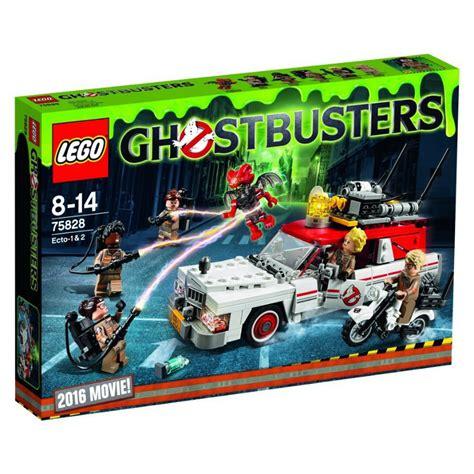 Barang Original Lego 75828 Ghostbusters Ecto 1 2 Ideas look at new lego 75828 ghostbusters ecto 1 2 box