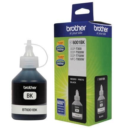 Tinta Bt 6000 Hitam Infus Original tinta original dcpt300 t500w mfct800w negro bt6001bk 129 00 en mercado libre