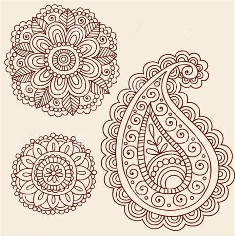 paisley pattern drawing technique paisley zentangle y mandala pinterest