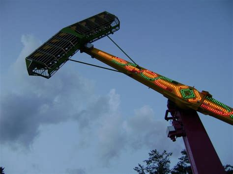 swinging ship photo tr another ghetto fair theme park review