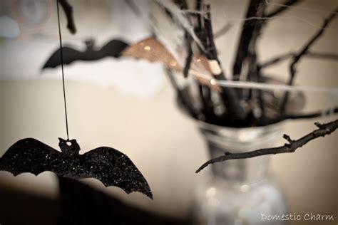 halloween bat branches thriftyfun
