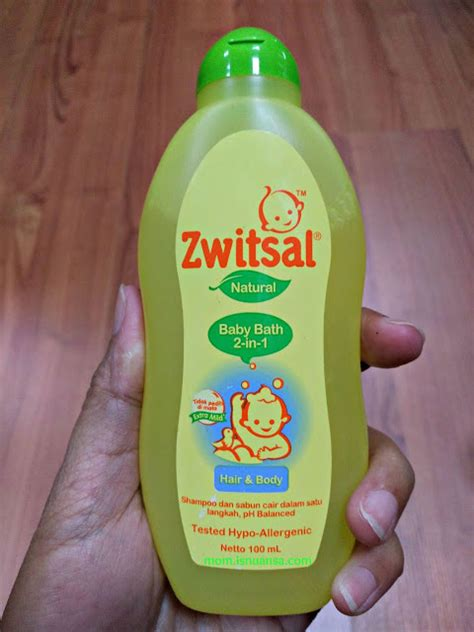 Sabun Zwitsal zwitsal baby bath 2 in 1 hair review