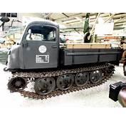 WW2 German Military Vehicles