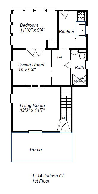 home plan designs judson wallace 1114 judson court room layouts university places 734